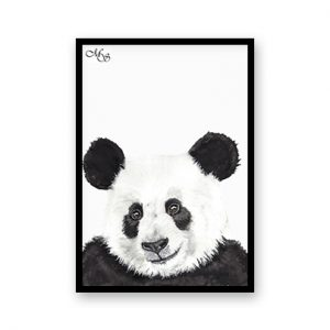 Dieren poster Pip de panda